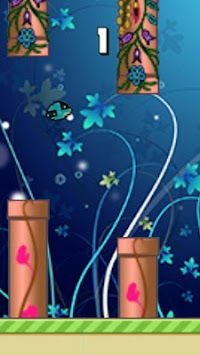 Flappy Flower Power apk screenshot