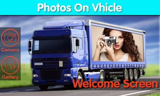 Photos On Vehicle