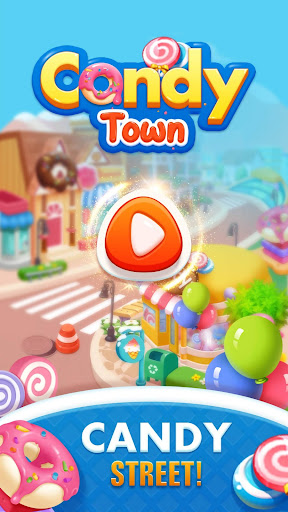 Candy Town-Blast World - screenshot