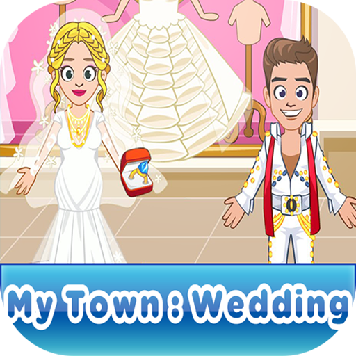 Guide For MyTown Wedding
