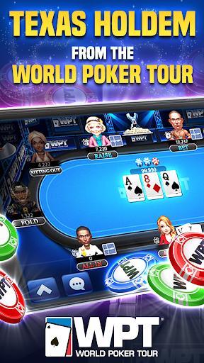 World Poker Tour - PlayWPT Free Texas Holdem Poker 20.1.10 screenshots 1