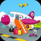 Aeropuerto de los niños icon