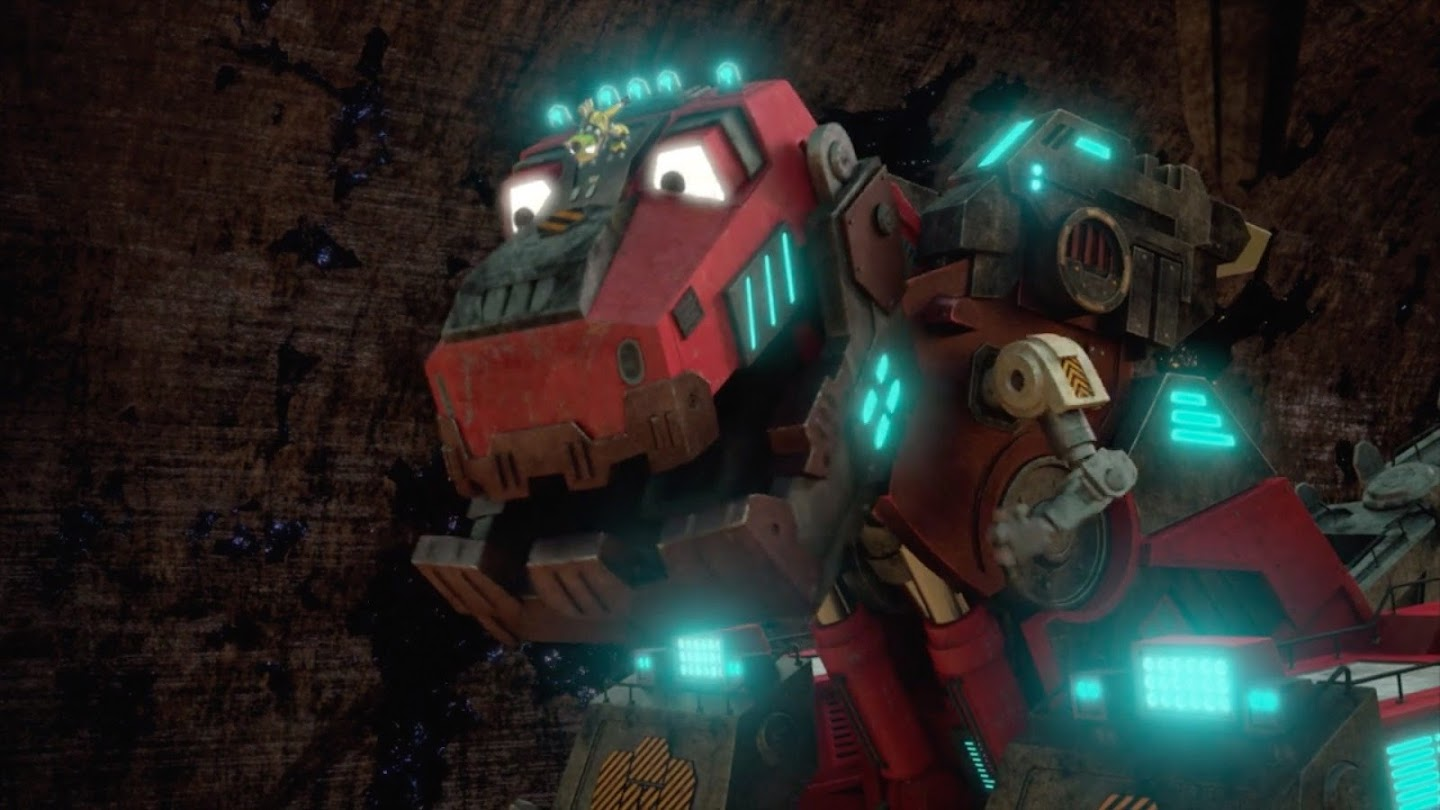 Watch Dinotrux Supercharged live