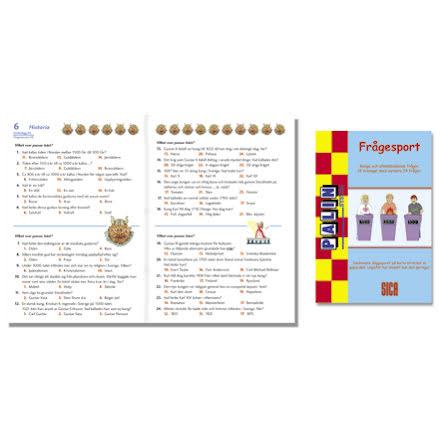 Frågesport - 7762-182-9