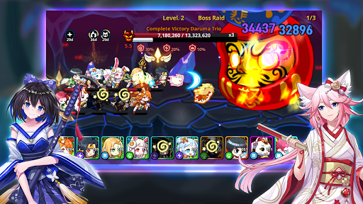Rogue Ninja - Tap Idle RPG 1.0.26919 screenshots hack proof 2