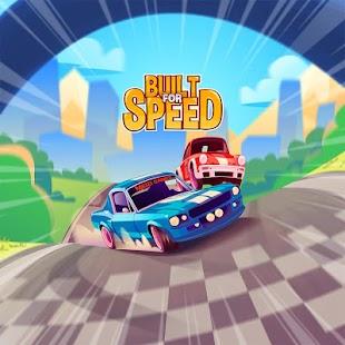 Built for Speed - náhled