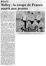 Photo: 06-11-2011 Les trois équipes de l'ASVB qualifiées pour le 3è tour
