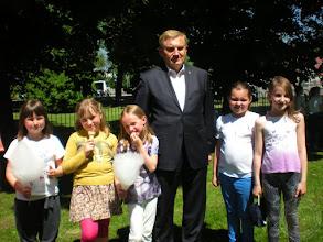 Photo: Spotkanie z Prezydentem Białegostoku - klasa 2b (1.06)