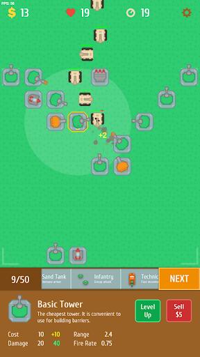 Front Line TD screenshot 2