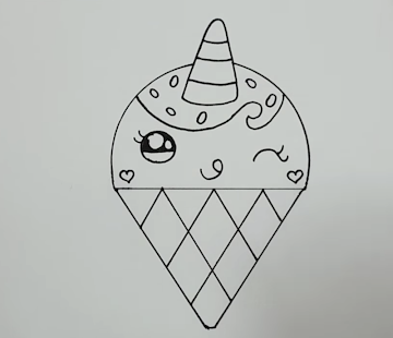 ᴗcómo Dibujar Dibujos Tiernos Y Bonitos Facil Apps En