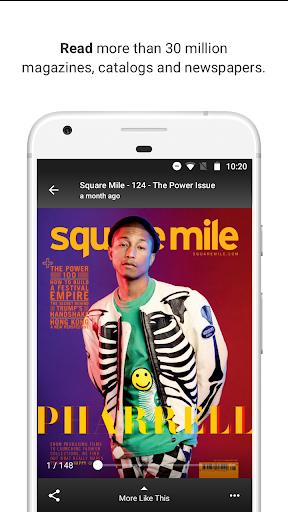 Issuu Mobile screenshot 1
