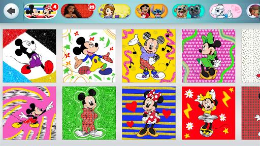 Disney Coloring World apkdebit screenshots 12