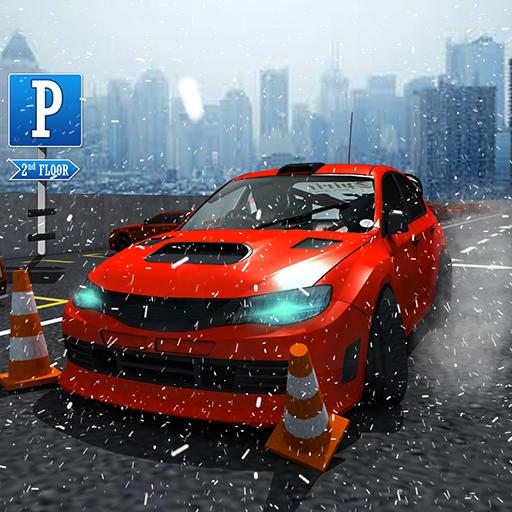 Multi-Level Winter Car Parking
