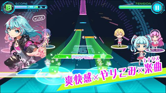 Tokyo 7th シスターズ - アイドル育成&本格音ゲー Screenshot