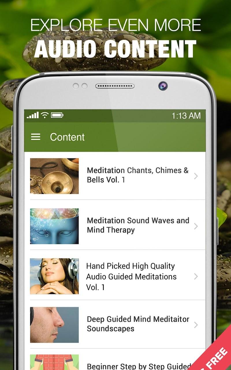 1000 Nature Sleep Relax Sounds Screenshot 8