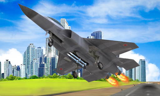 Real Jet Fighter War Dogfight Gunship Battle 3D 1.4 screenshots 2