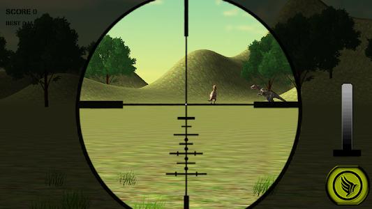Dino Hunting Jurassic Sniper3D screenshot 6