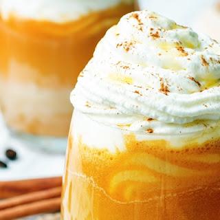 Pumpkin Chai Maple Latte