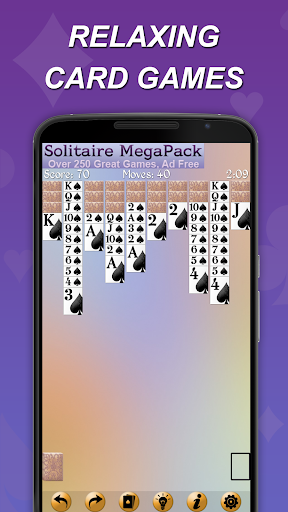 Solitaire Free Pack  gameplay | by HackJr.Pw 8