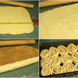 60-Minute Cinnamon Rolls