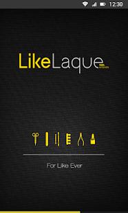 LIKE LAQUE - náhled