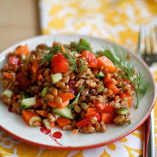 Confetti Grain Salad
