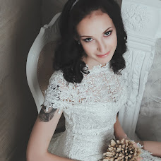 Wedding photographer Marina Kolesnikova (kofka). Photo of 24.10.2014