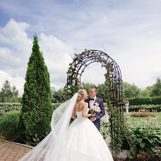 Wedding photographer Yuliya Danilova (July-D). Photo of 09.01.2018