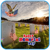 Memorial Day Live Wallpaper