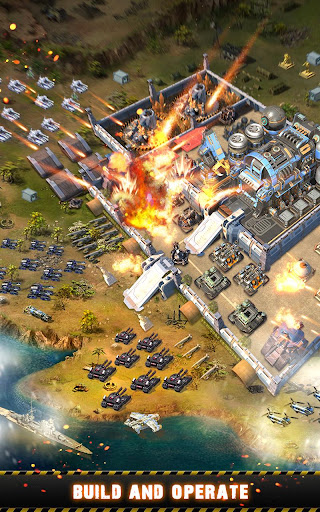 Télécharger Gratuit Glory of War - Mobile Rivals APK MOD (Astuce) screenshots 1