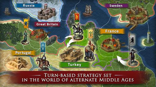 Strategy & Tactics: Medieval Civilization fond d'écran 1