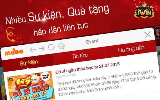 iWin Online screenshot