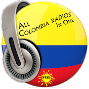 All Colombia Radios in One Free