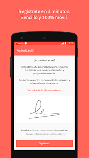 Coverfy - Todos tus Seguros- screenshot thumbnail