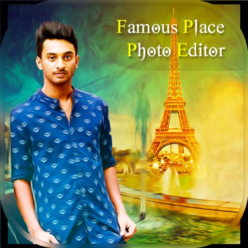 Famous Picture Frames: Famous Picture Photo Editor (app)
