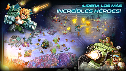 Iron Marines v1.2.0 APK 4