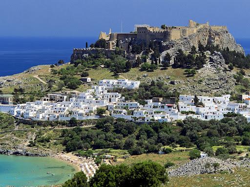 Lindos, Rhodes, Dodecanese Islands