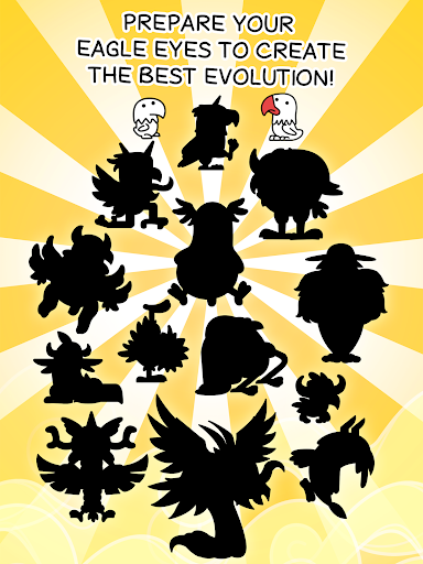 Eagle Evolution - Merge Mutant Eagles 1.0.1 screenshots 12
