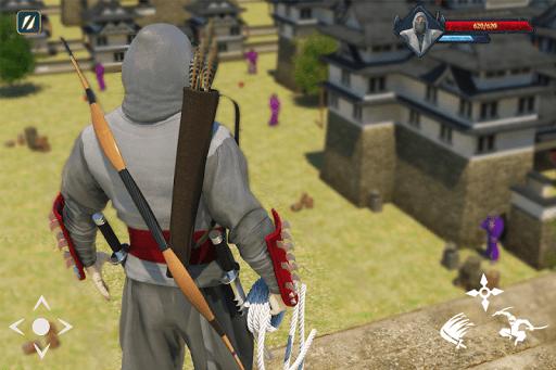 Super Ninja Kungfu Knight Samurai Shadow Battle  screenshots 14