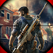 #1 Sniper Game : Assassin Fury Contract Killer 3D