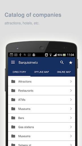 Barquisimeto Map offline screenshot 2