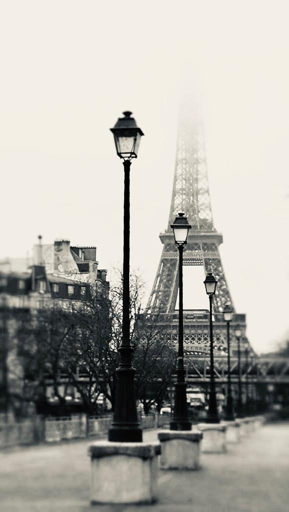 inverno a Parigi di mauott
