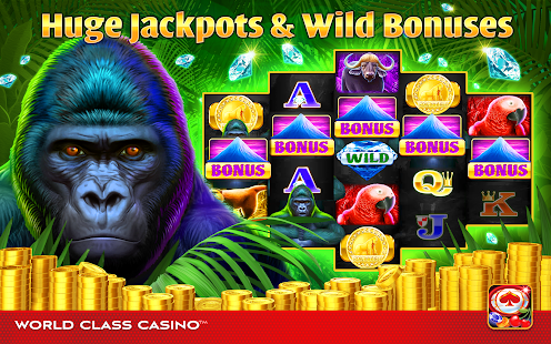 World Class Casino Slots, Blackjack & Poker Room- screenshot thumbnail