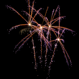 by Dave Martin - Abstract Fire & Fireworks (  )