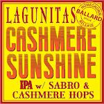 Lagunitas Cashmere Sunshine IPA