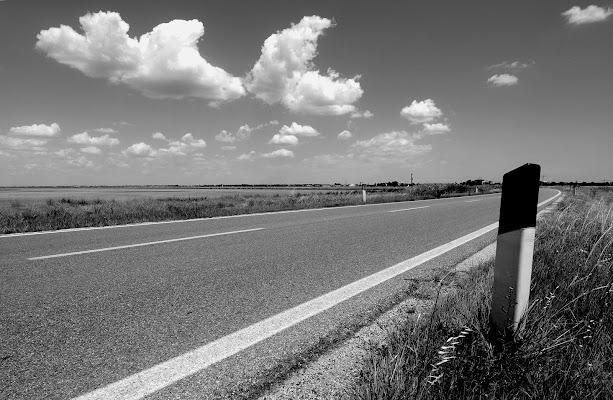 La strada delle saline di Croatti Carlo