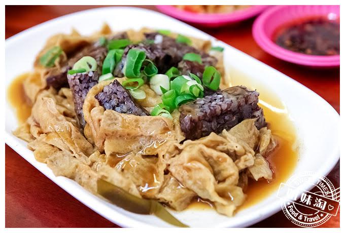 珍味牛肉麵館滷菜