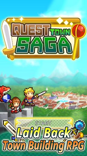Code Triche Quest Town Saga APK MOD screenshots 5