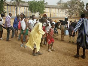 Photo: A Baga danses traditionnelles