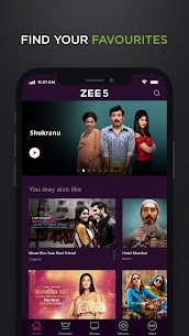ZEE5 – Latest Movies, Originals & TV Shows (MOD, Premium) v17.0.0.6 2